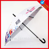 Parapluie promotionnel de golf d'impression de Hotsale