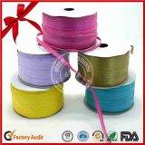 Großhandelsgeschenk-Verpackungs-lockiges Farbband für Chidrens Geburtstag