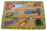 Het houten OnderwijsRaadsel van de Pin van het Speelgoed (34167)