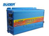 Inverseur d'énergie solaire des prix les plus inférieurs 12V 220V 1000W de Suoer (FAA-1000A)