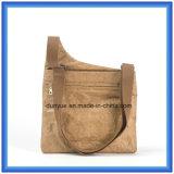 普及した新しく物質的なDu Pontのペーパーメッセンジャー袋、環境に優しい昇進のギフトのTyvekのナイロン調節可能なベルトが付いているペーパーショッピングショルダー・バッグ