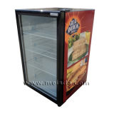 Showcase refrigerando