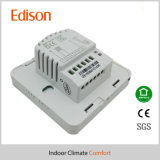 Вода индикации цифров LCD/электрический термостат топления (W81111)