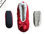 4つのカラー女性の明るい面の屋内靴(RY-SL1617)