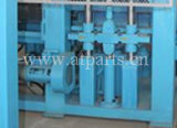 Máquina de fabricación de ladrillo manual de la pequeña escala de la arcilla de China del bajo costo del fuego