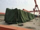 O PVC da Flama-Resistência revestiu o encerado para a tampa/barraca do caminhão