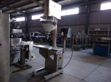 Enchimento imediato Volumetric Semi automático do eixo helicoidal do pó de leite 10-5000g