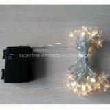 Árbol impermeable al aire libre Flickering&#160 decorativo de Christman; Luces seriales de la ventana de la cadena de la luz de un fuego LED