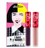 Таможня ваш логоса образец Lipgloss оптовой продажи дешево шальной горячий нетоксический цветастый косметический продолжительный свободно для девушок