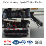 4cbm Dongfeng Street Dust Suction Road Sweeper Truck