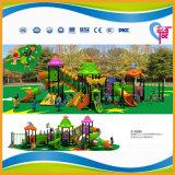Cour de jeu extérieure de Playsets de yard coloré pour les gosses (A-15080)