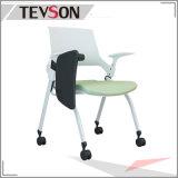 執筆タブレット(DHS-P113-1)が付いている折る教室学生の学校のトレーニングの椅子