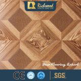 plancher stratifié par bois de teck de texture de fibre de bois de 8.3mm E1 AC3 HDF