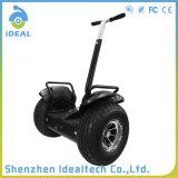 800W*2 scooter électrique d'équilibre de roue du moteur deux