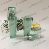 Botella de acrílico de la loción del nuevo verde de la llegada para el empaquetado del cosmético (PPC-ALB-060)
