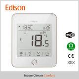 Periferico elettrico di WiFi del termostato della stanza del riscaldamento a pavimento