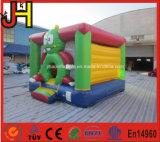 Castelo Bouncy de salto modelo da râ inflável da casa da râ inflável do Bouncer da râ