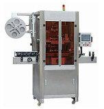 Machine à étiquettes de insertion et de rétrécissement d'étiquette de bouteille
