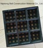 Grating da fibra de vidro, Grating industrial de GRP, Gratings de aço galvanizados do metal