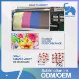 Tinta J-Siguiente de la sublimación del tinte de los colores de la calidad 4 de Italia para Mutoh/Rolando/Mimaki