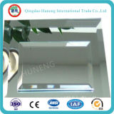 Cristal de hierro bajo de 3-19mm / vidrio de flotador extra claro / ultra claro