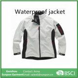 Куртка Softshell команды женщин серебряного серого цвета