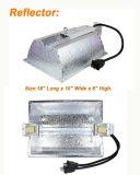 O dobro terminado cresce o refletor leve 630W hidropónico cresce o dispositivo elétrico claro