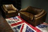 Sofà reale della mobilia di stile americano