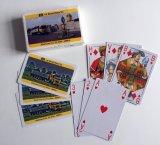 Zoll, der Spielkarten/Schürhaken/Brücke/Tarot/Spiel-Karten bekanntmacht