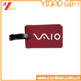 Embleem het Van uitstekende kwaliteit van Customed van de Markering van de Bagage van pvc van de bevordering (yb-u-40)