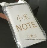 voor Nota van Mi4I Note2 van de Gevallen van de Telefoon TPU van Dropproof Shell van de Ballon Xiaomi4 de Transparante Zachte 4c X9 4s 5 5plus 5s