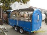 中国製移動式家の容器の台所装置