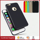 Huile en caoutchouc Ultra doux Candy Color TPU Gel Soft Silicone Phone Case Cover