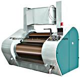Machine de rectifieuse de trois rouleaux