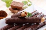 Full-Automatic bekleidende Zeile für Schokolade, Süßigkeit, Biskuite,