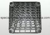 熱処理の炉のための無くなったワックスの鋳造の皿