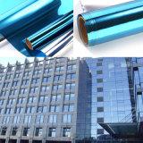 Пленка окна декоративного зеркала Building&Residential отражательная солнечная