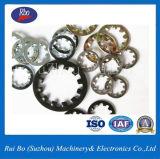 Rondelles de dents de haute précision d'OIN DIN6797j/rondelle de freinage internes