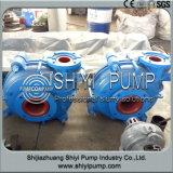 Pompe centrifuge horizontale de boue d'étape simple