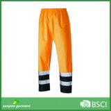 Ciao-Cioè pantaloni di tono di obbligazione due per gli operai di risanamento o della polizia