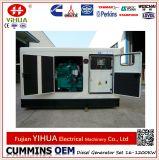 Generatore elettrico diesel insonorizzato di Cummins di nuovo disegno con ATS