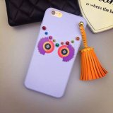 New Fashion Printing Tassel Cell Phone Case for iPhone 7