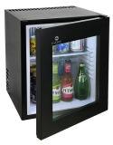 Réfrigérateur en verre libre de Minibar de porte de CFC d'absorption de l'hôtel 30L