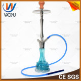 Cachimbo de água de fumo de vidro de Waterpipe da caixa de cigarro da tubulação de água