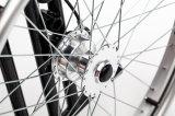 El manual de acero, resistente con el freno de tambor, habló la rueda, sillón de ruedas (YJ-010Q)