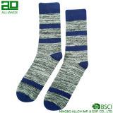 Ningbo-Hersteller-Großverkauf-kundenspezifische Mann-Socken