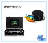"""7마리의 """" TFT 50m 케이블 수중 물고기 측정기 비데오 카메라 DVR"""