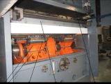 Máquina cortando e vincando automática e manual