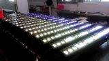 Luz de la arandela LED de la pared de la barra LED de DMX 18X12W RGBW