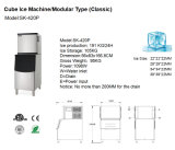 Hot New Modular Commercial Cube Ice Machine